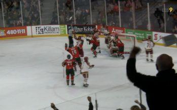 Hockey sur glace: Nico Hischier brille à Halifax, reportage exclusif au Canada