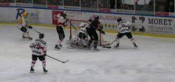 Le HC Red Ice est sorti du vainqueur du deuxième derby de la saison
