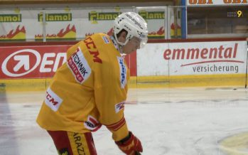 Hockey sur glace: Raphaël Kuonen, un Valaisan à Langnau