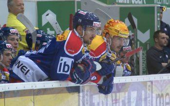 Hockey sur glace: Vincent Praplan, meilleur compteur valaisan de LNA