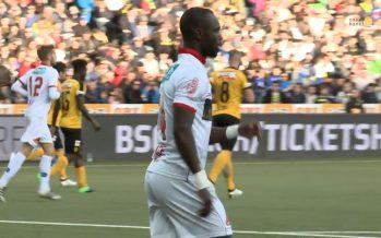 Fin de série pour Zeidler et le FC Sion