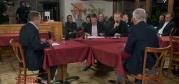 COMMUNALES 2016: débat présidentiel à Crans-Montana