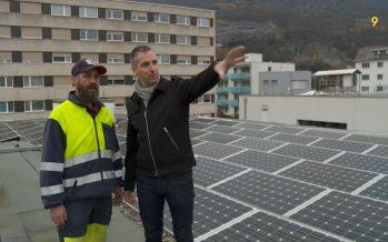 Cité de l'énergie: une politique énergétique certifiée durable