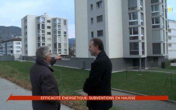 Le Valais redouble d'effort pour promouvoir l'efficacité énergétique des bâtiments