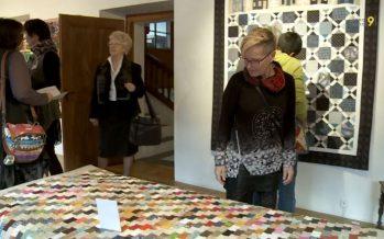 Zoom sur l'artisanat local: le patchwork fait son entrée au Musée de Bagnes