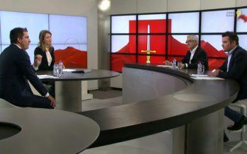 Présidentielle à Savièse: face-à-face entre Michel Dubuis et Sylvain Dumoulin