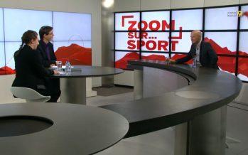 Zoom sur le sport avec Peter Zeidler, coach du FC Sion qui a vécu sa première défaite