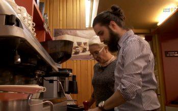 Zoom sur le café avec deux passionnés: Carole Chabbey, torréfactrice et Luca Nicolosi, barista