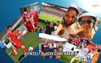 L'Interview Selfie: avec le joueur du FC Sion Grégory Karlen