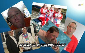 L'Interview Selfie: avec le nageur Frédéric Torrent