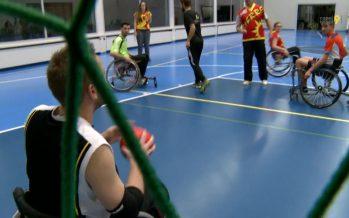Sport Handicap: le Rafroball, modèle d'intégration