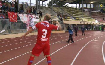 FC Sion: de la lanterne rouge en août au podium en décembre