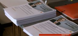 """""""Agir au lieu de réagir"""": le candidat au Conseil d'Etat Christophe Darbellay présente son programme"""