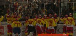 Le HC Sierre a remporté le 2e derby de la saison face à Sion