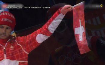 """""""Sion 2026. Les Jeux au cœur de la Suisse"""": la candidature officiellement déposée"""