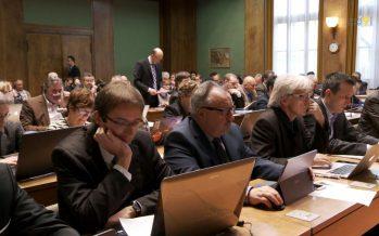 Grand Conseil: loi sur les constructions sous toit cette semaine, après règlement des derniers désaccords