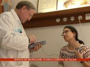 Le service de neurologie de l'hôpital du Valais célèbre ses dix ans d'activité