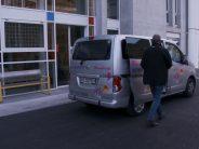 Transport handicap: de nouveaux locaux pour faire face à la demande