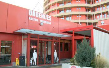 Un tiers de places supplémentaires aux urgences de l'hôpital de Sion