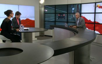 Zoom sur Luc Darbellay: une vie au cœur du tunnel du Grand-St-Bernard