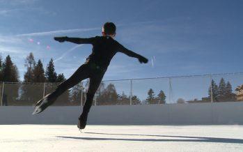 Zoom sur la relève du patinage artistique en Valais, au lendemain de la Coupe du Rhône