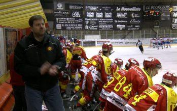 Hockey sur glace: week-end compliqué pour les clubs valaisans
