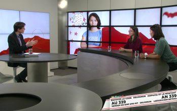 Walliwood saison 5: rencontre avec Eliane Crettaz et Margaux Santos qui visent la présidence du Valais