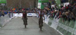 Cyclocross: Julien Taramarcaz champion de Suisse pour la quatrième fois!