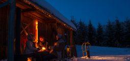 Zoom sur les sorties dans la neige au clair de lune, avec Pascale Haegler et Anne Martin