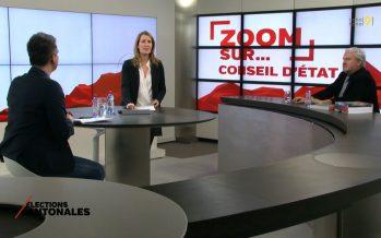 Zoom sur Jean-Michel Bonvin, candidat Alliance de Gauche: «On n'est pas nombreux mais on est bons»