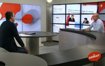 LE DEBRIEF' de l'actualité de la semaine avec Georges Martin