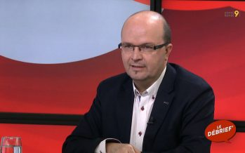 LE DEBRIEF' de l'actualité de la semaine avec Grégoire Dussex