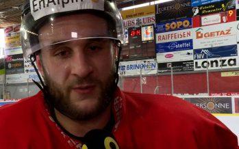 HC Viège: l'attaquant américain John Henrion remplace John Rheault pour le reste de la saison
