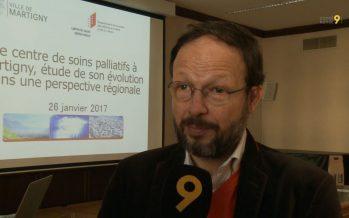 Un rapport salue l'excellence du centre de soins palliatifs de Martigny. Et prône un agrandissement