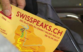 Un nouvel ultratrail aura lieu en Valais en septembre2017: le Swiss Peaks Trail