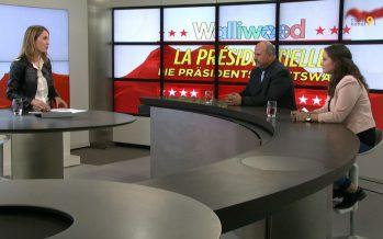 Walliwood saison 5: rencontre avec Elodie Rapin qui vise la présidence du Valais