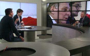 """Zoom sur Jacques Melly, candidat PDC: """"Oui, en 2026 il y aura une autoroute"""""""
