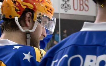 Hockey sur glace: Jacob Berglund et Martigny Red Ice face au champion en titre Ajoie
