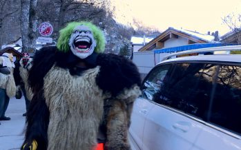 Evolène perpétue la tradition pour carnaval