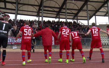 Le FC Sion s'impose sur le plus petit score à Lausanne