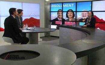 """Zoom sur la candidate PS Esther Waeber-Kalbermatten: """"J'ai le sentiment d'un fort soutien dans tout le canton"""""""