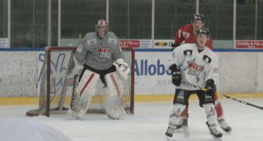 Martigny Red Ice face au champion
