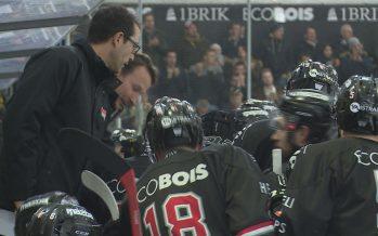 Hockey sur glace: troisième défaite de suite pour Martigny Red Ice face à Ajoie
