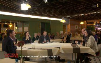 Débat avec les candidats au Conseil d'Etat (2)