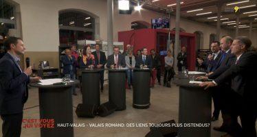 Débat avec les candidats au Conseil d'Etat (4)