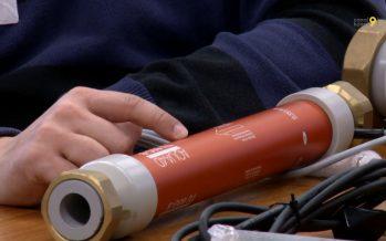 Aqua-4D: un système novateur pour le traitement de l'eau d'irrigation conçu en Valais