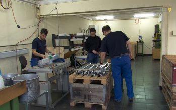 Les Ateliers du Rhône à Chippis, passerelle unique entre social et économie