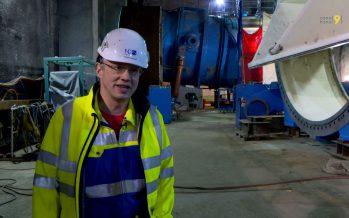 Nant de Drance: dix ans de travaux pour une des centrales de pompage-turbinage les plus puissantes d'Europe
