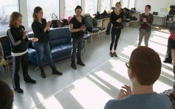 TANDEM (épisode 3 sur 4) – Clap: des spectateurs en scène