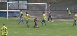 Football: le Martigny-Sports a mal débuté son deuxième tour en 1L classique